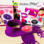 Stylisch stricken mit LENA® – Spielzeugtest für kreative Eltern