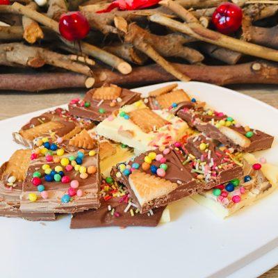 Bruchschokolade selber machen – einfaches Rezept