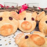 Glücksschweine zum essen – Silvester mit Kindern