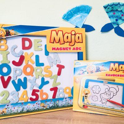Mit LENA® und Biene Maja lernen – Spielzeugtest