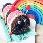 Donut Raupe – Leckeres Fun Food
