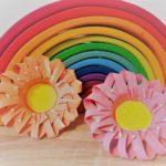 Blumen aus Pappbecher basteln – Basteln mit Kindern